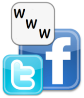 social media new icons join us
