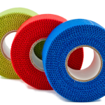 Coloured Zinc Oxide Tape.